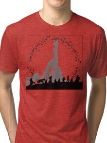 The Fellowship of the Ring Tri-blend T-Shirt