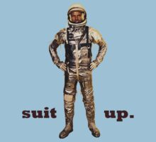 Space Suit Up by hvalentine