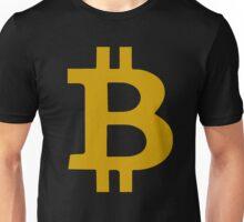 Bitcoin Symbol Unisex T-Shirt
