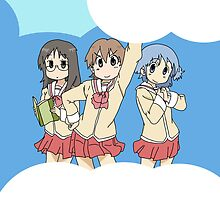 Nichijou by DavidDesigns