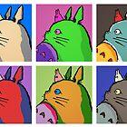 My Neighbor Totoro - Pop by HAZZAH