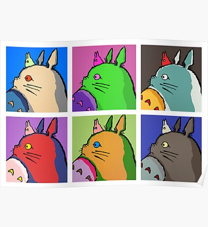 My Neighbor Totoro - Pop Poster
