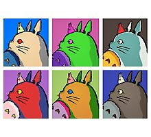 My Neighbor Totoro - Pop Photographic Print