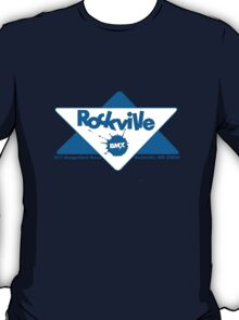 RBMX-Design 3-Blue and White T-Shirt