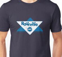 RBMX-Design 3-Blue and White Unisex T-Shirt
