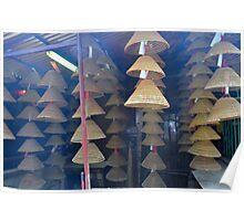 China Dream Incense Wheel Poster