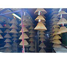 China Dream Incense Wheel Photographic Print