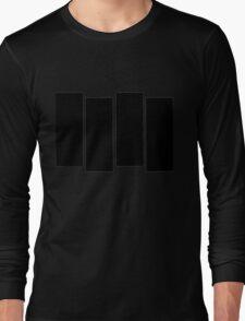 Black Flag shirt Long Sleeve T-Shirt