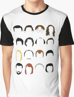 The Office  Graphic T-Shirt