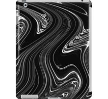 Liquid Black No. 2 - Luminosity series iPad Case/Skin
