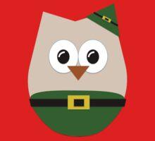 Elf Owl One Piece - Short Sleeve