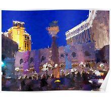 Las Vegas, The Venetian Casino Poster