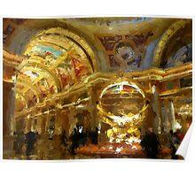 Las Vegas Venetian Poster