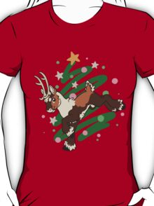 Cute Holiday Deer T-Shirt