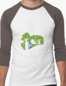 Hermits United Men's Baseball ¾ T-Shirt