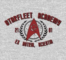Star Trek - Starfleet Academy - Engineering by SedatedArtist