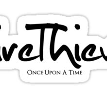 OUAT - FireThieves Sticker