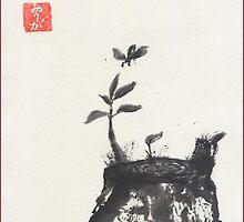 Old Stump by Origa