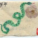Year of the Snake by Origa