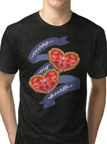 Cross my Hearts Tri-blend T-Shirt