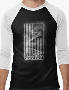 Black Flag Tee 2 Men's Baseball ¾ T-Shirt