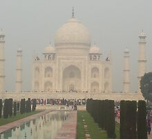 TajMahal, Agra, India by kaw76