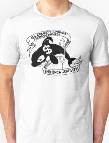 Trollz B Trollin' - End Orca Captivity T-Shirt
