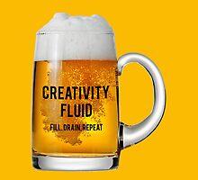 The Creative Fluid by nvrdi