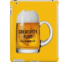 The Creative Fluid iPad Case/Skin