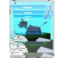 Minecraft K-9 iPad Case/Skin