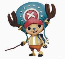 Tony Tony Chopper by PT Chen
