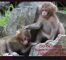 Childhood friends by Origa