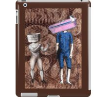 Anatomy of Conflict iPad Case/Skin