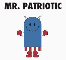 Mr Marvels - Mr Patriotic by fostorial
