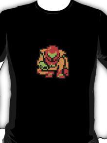 Metroid  8bit T-Shirt
