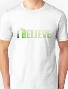 I Believe In Unicorns T-Shirt