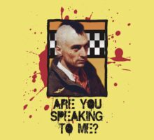 """TAXI DRIVER - """"ARE YOU SPEAKING TO ME?"""" by Slightly Wrong Quotes"""