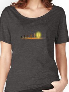 Visionary Evolution Women's Relaxed Fit T-Shirt