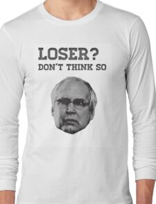 Community - Loser? Don't Think So Long Sleeve T-Shirt