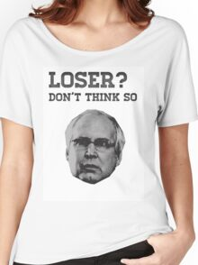 Community - Loser? Don't Think So Women's Relaxed Fit T-Shirt