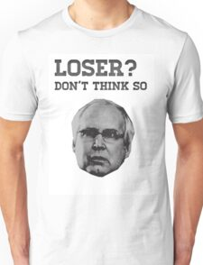 Community - Loser? Don't Think So Unisex T-Shirt