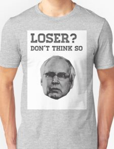 Community - Loser? Don't Think So T-Shirt