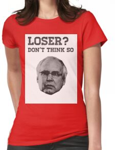 Community - Loser? Don't Think So Womens Fitted T-Shirt