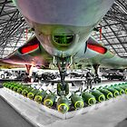 Vulcan and Payload - Hendon - HDR by Colin J Williams Photography