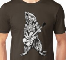 Bear Guitar Unisex T-Shirt