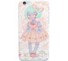 monster lolita iPhone Case/Skin