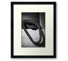 Equipment #08 ... Whale World  Framed Print