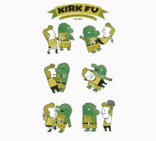 Kirk Fu! Kids Clothes
