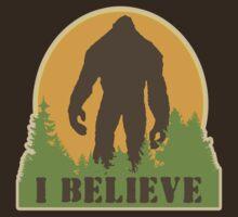 I Believe by cesstrelle