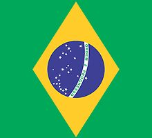 Brazilian Flag by TP79